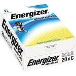 20 סוללות אלקליין - C 1.5V - ENERGIZER ECO ADVANCED
