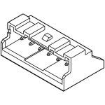 מחבר JST להלחמה למעגל מודפס לכבל - סדרת PA - זכר 6 מגעים