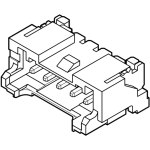 מחבר JST להלחמה למעגל מודפס לכבל - סדרת PA - זכר 5 מגעים