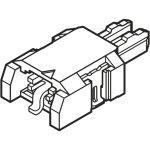 מחבר JST להלחמה למעגל מודפס - סדרת LEB - זכר 1 מגעים