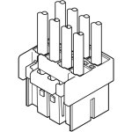 מחבר JST ללחיצה לכבל - סדרת PSI - נקבה 6 מגעים