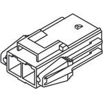 מחבר JST ללחיצה לכבל - סדרת VL - זכר 12 מגעים