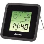 מד טמפרטורה / לחות דיגיטלי - HAMA TH-50 BLACK