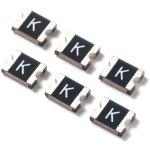 פיוז מתאפס SMD , 1210 , 6VDC , 2A / 4A - PTC