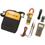 רב מודד ידני דיגיטלי פלוק - FLUKE 117 323 KIT