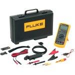 רב מודד ידני דיגיטלי פלוק - FLUKE 88 V A KIT