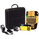 מדפסת תעשייתית ניידת RHINO 4200 KITCASE - QWERTY - DYMO