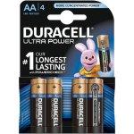 רביעיית סוללות אלקליין - AA 1.5V - DURACELL ULTRA ALKALINE