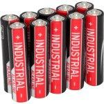 10 סוללות אלקליין תעשיות - ANSMANN - AAA 1.5V