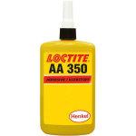דבק LOCTITE AA 350 - UV - בקבוק 50 מ''ל