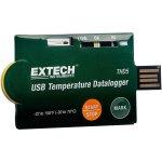 אוגר נתונים - טמפרטורה , 8192 זכרונות , EXTECH THD5