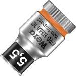 ביט בוקסה 5.5MM למפתח ''1/4 - WERA ZYKLOP 8790