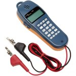 שפופרת לבדיקת קווי טלפון פלוק - FLUKE TS25D
