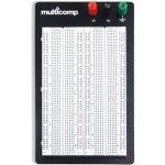 לוח ניסוי לאלקטרוניקה (מטריצה) - 215X130MM