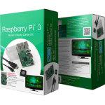 קיט פיתוח - RASPBERRY PI 3 - MODEL B+ - MEDIA CENTER KIT