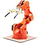 קיט פיתוח לארדואינו - ARDUINO BRACCIO ROBOTIC ARM