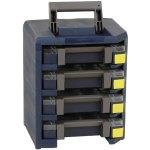 מערכת ניידת לאחסון רכיבים - HANDY BOXXSER 4X4X4