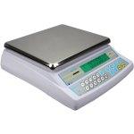 משקל דלפק דיגיטלי - עד 8 ק''ג - רזולוציה 0.2 גרם - CBK 8