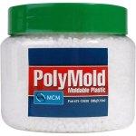 כדוריות פלסטיק - POLYMOLD - צנצנת 500 גרם