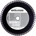 להב מסור - EVOLUTION RAGE DIAMOND 185MM