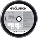 להב מסור - EVOLUTION RAGE DIAMOND 255MM