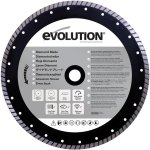 להב מסור - EVOLUTION RAGE DIAMOND 355MM