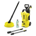 מכונת שטיפה בלחץ - KARCHER K2 PREMIUM FULL CONTROL HOME