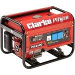 גנרטור מקצועי - CLARKE PG2500 - 2200W