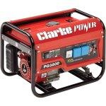 גנרטור מקצועי - CLARKE PG3800 - 3000W