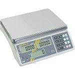 משקל ספירה שולחני דיגיטלי - עד 15 ק''ג - רזולוציה 1 גרם - CXB 15K1