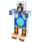 קיט פיתוח מבוסס BINARY BOTS - DIMM ROBOT - BBC MICRO:BIT