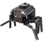 קיט פיתוח מבוסס BINARY BOTS - TOTEM SPIDER - BBC MICRO:BIT