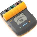 מודד התנגדות בידוד דיגיטלי פלוק - FLUKE 1550C FC IR3000