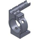 תושבת מנוע למדפסת תלת מימד - MAKERGEAR MG1017IDE