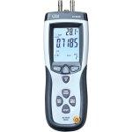 מודד לחץ / ספיקת אוויר ידני דיגיטלי - TENMA ST-8920