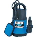 משאבת מים טבולה למים נקיים - CLARKE CSE400A