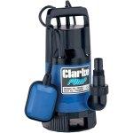 משאבת מים טבולה למים מלוכלכים - CLARKE PSV3A