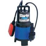 משאבת מים טבולה למים נקיים / מלוכלכים - CLARKE CSV1A