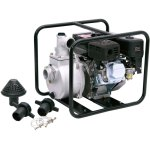משאבת מים מנוע בנזין למים נקיים / מלוכלכים - ''SIP 03933 2