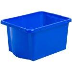 קופסת אחסון - WHAM STACK & STORE - BLUE - 30L