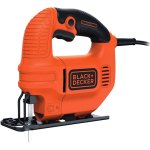 מסור אנכי מקצועי BLACK & DECKER KS501 - 400W