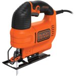 מסור אנכי מקצועי BLACK & DECKER KS701EK - 520W