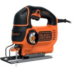 מסור אנכי מקצועי BLACK & DECKER KS801SEK - 550W