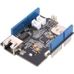 כרטיס הרחבה - SEEED STUDIO ARDUINO ETHERNET SHIELD