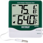 מד טמפרטורה דיגיטלי - EXTECH 401014A - IN/OUT