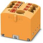מחבר טרמינל בלוק - PTFIX 6/6X2,5 OG - 7 POLE , 24A , 500V
