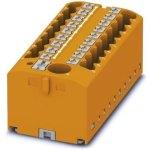 מחבר טרמינל בלוק - PTFIX 6/18X2,5 OG - 19 POLE , 24A , 500V