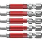 חבילת ביטים למברגה - ראש אלן - WIHA 42127 - 6MM X 49MM