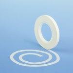 זוג סרטי הדבקה מסקנטייפ גמישים- MODELCRAFT PMA3006 - 6MM X 18M