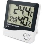 מד טמפרטורה / לחות דיגיטלי - PRO SIGNAL HTC-1